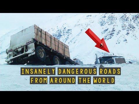 INSANELY Dangerous Roads!