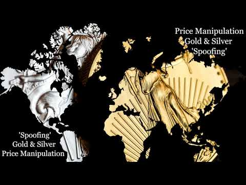 Gold & Silver Prices Manipulated By 'Spoofing'