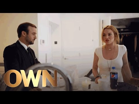 An Argument Between Lindsay Lohan and Her Assistant | Lindsay | Oprah Winfrey Network