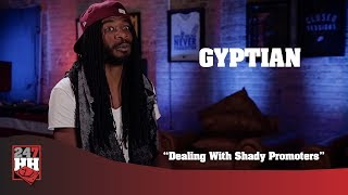 Gyptian - Dealing With Shady Promoters (247HH Wild Tour Stories)