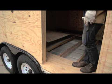 Tiny House Tour And Build Process 144 Sqft Micro Home