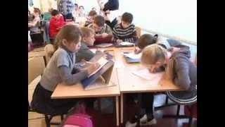 Интегрированное занятие по русскому языку