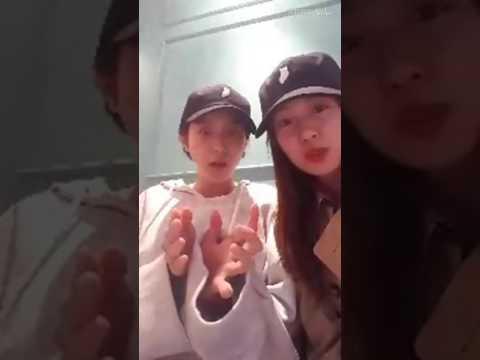 UIE 170320 Boss x Se Jin ( Lee Yo Wonx UEE)