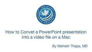 Video PowerPoint to video on Mac download MP3, 3GP, MP4, WEBM, AVI, FLV Juli 2018