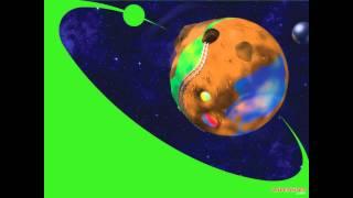 اغنية كوكب مغامرات القديمه لقناة سبيس تون