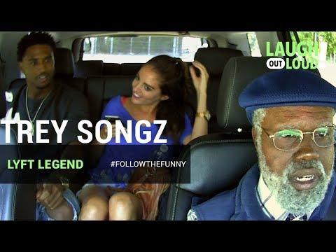 Trey Songz and Donald Mac | Kevin Hart: Lyft Legend | LOL Network
