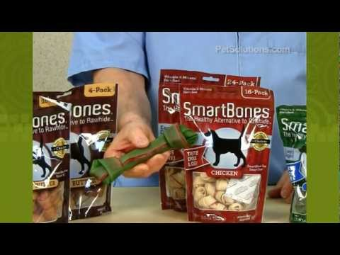 PetSolutions: Smart Bones, the Alternative to Rawhide