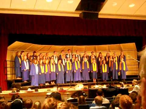 Panama Senior High Chorus third video of worthy to be praised