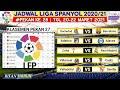 Jadwal Liga Spanyol Malam ini Pekan 28 | Sociedad vs Barcelona | Klasemen La Liga 2021 | Live Bein