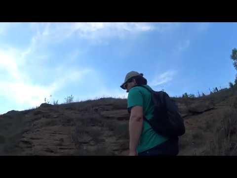 Бугульма с горы