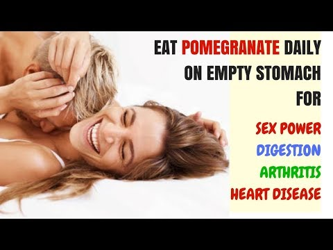 This will Happen to your Body if you Eat Pomegranate Empty Stomach | Benefits of Pomegranate