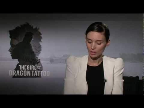 The Girl With The Dragon Tattoo - Interview with Rooney Mara