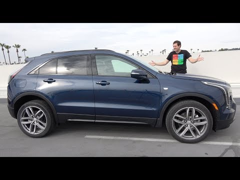 The 2019 Cadillac XT4 Is Cadillac's New Small SUV