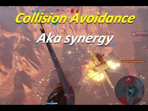 World of Warplanes | Collision Avoidance, aka Synergy | Premium | Tier VIII | XF15C
