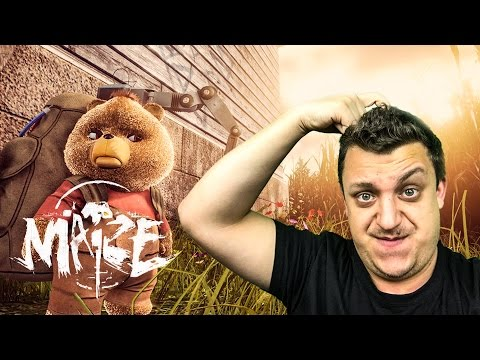 VLADDY TE ÁLLAT! :D | Maize #3
