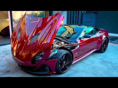 2021 Aston Martin DBS Superleggera – Wild Coupe!