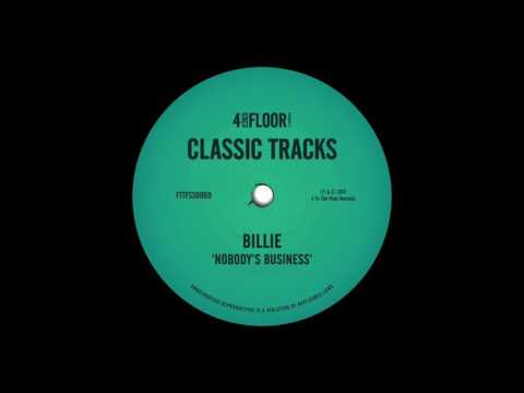 Billie 'Nobody's Business' (Extended Radio)