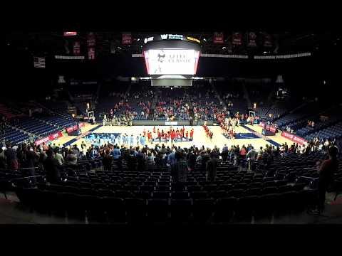 Pueblo Girls Basketball at 2018 MLK Basketball Classic