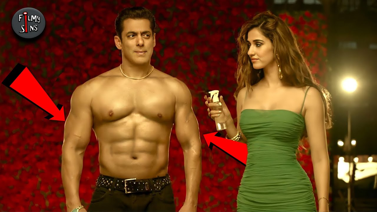 "Download (27 Mistakes)  In RADHE - Plenty Mistakes In ""RAHDE"" Full Hindi Movie | Salman Khan | Filmy Sins"
