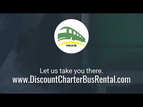 senior citizen bus rental washington