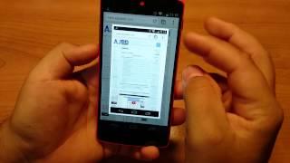 Cómo hacer captura de pantalla screenshot en Nexus 5