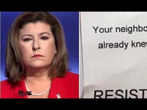 REPUBLICAN CANDIDATE GETS THREATENING, VILE LETTER FROM DEMOCRAT IN THE MAIL!