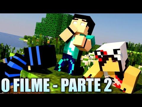 Minecraft - SUBMERSOS - O FILME PT 2