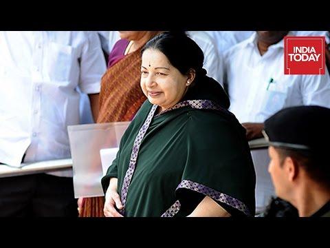 Jayalalithaa Returns To Power Marking History In Tamil Nadu
