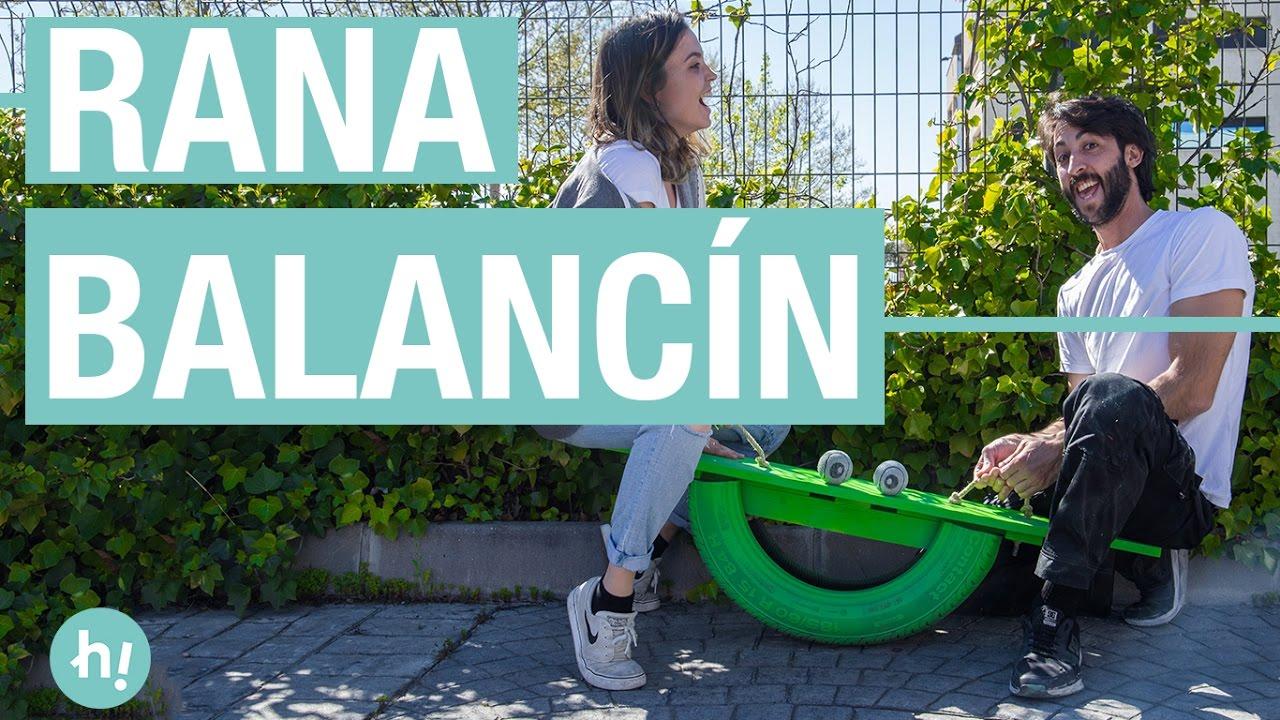 Balancín Con Un Neumático Handfie Diy