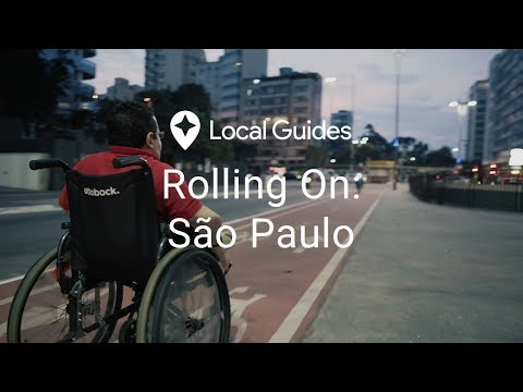 Exploring São Paulo in a Wheelchair - Rolling On, Episode 3