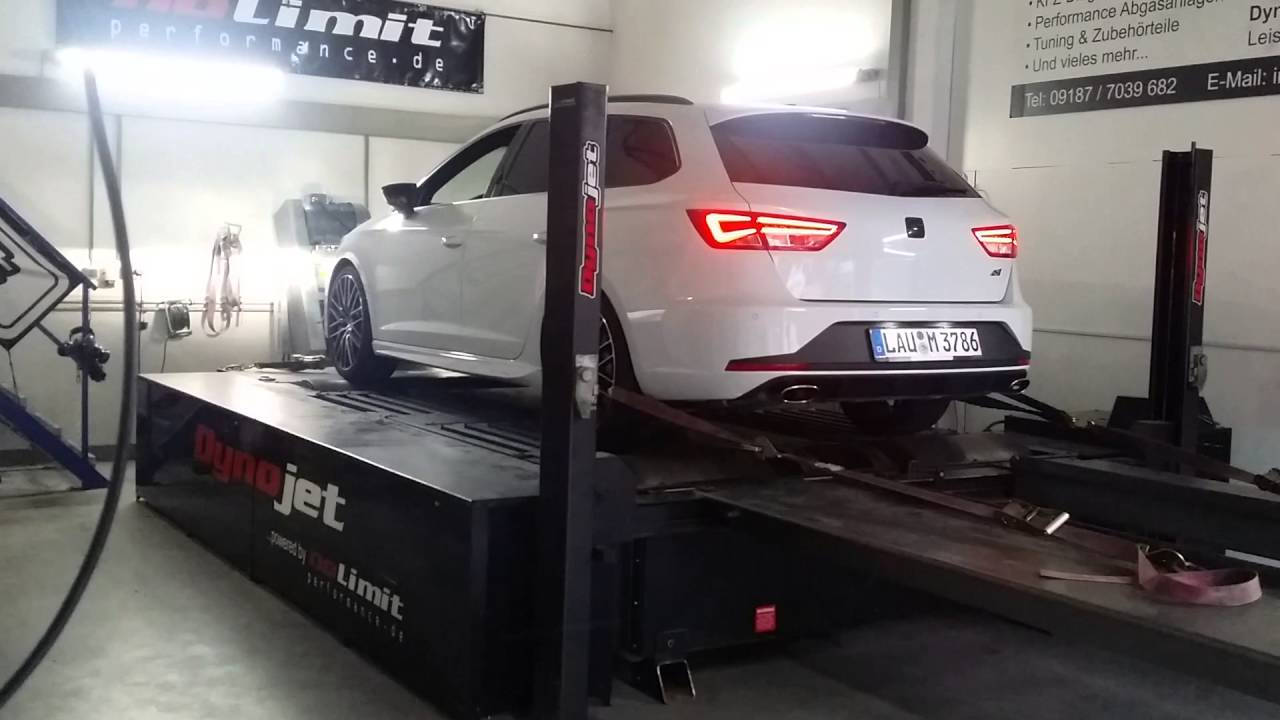 seat leon cupra st performance paket 370 ps 515nm youtube. Black Bedroom Furniture Sets. Home Design Ideas