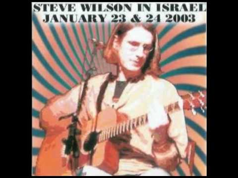 Small Fish - Steven Wilson Of Porcupine Tree - Acoustic - Live In Israel