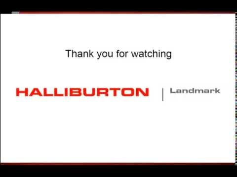 Landmark DecisionSpace® Drilling Workflow Showcase -- Relief Well Planning