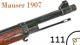 Small Arms of WWI Primer 111: Chinese Mauser 1907