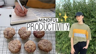 Baixar GET PRODUCTIVE WITH ME | MY NEW DAILY HABITS, BAKING (😮) & MINDFULNESS