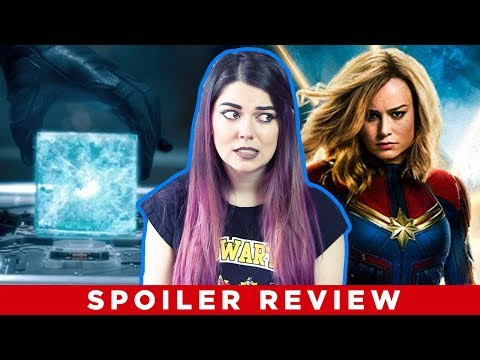 Every Plot Hole In Captain Marvel (SPOILER REVIEW)