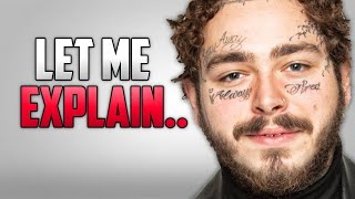 Post Malone Is Not A Rapper, But..