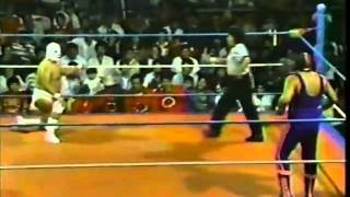 Espanto Jr - Dr. Wagner Jr vs Villano IV - Villano V p.1