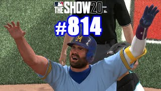 MY POWER IS BACK! | MLB The Show 20 | Road to the Show #814