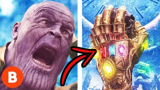 How Thanos Should Have Used The Infinity Stones