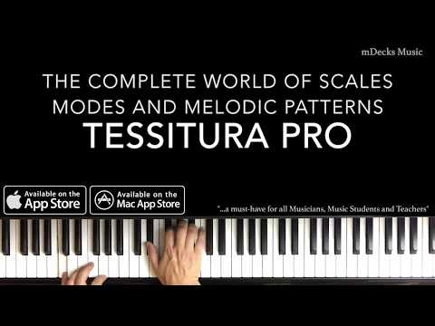 The Complete World of Scales & Modes. Practice Method for Musicians