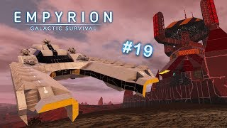 MY NEW HOVER TANK | Empyrion Galactic Survival | Alpha 9 | Part 19