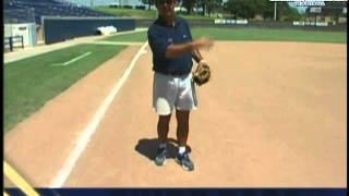 USA SOFTBALL Infield Position Play - Middle Infield Play - Part 5 of 6
