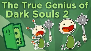 extra credits the true genius of dark souls ii how to approach game difficulty