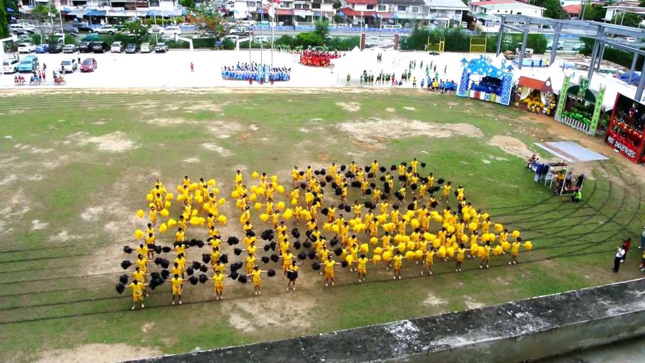 2013 sttss sports meets yellow house dancing - youtube