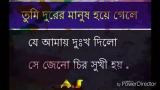 Gambar cover Bangla song toi to Janis nare bondhu monir khan