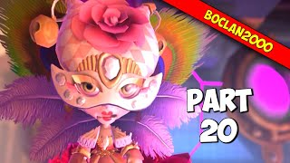 LittleBigPlanet 3 Walkthrough Part 20 - Bunkum Lagoon Hub World (PS4 LBP3)