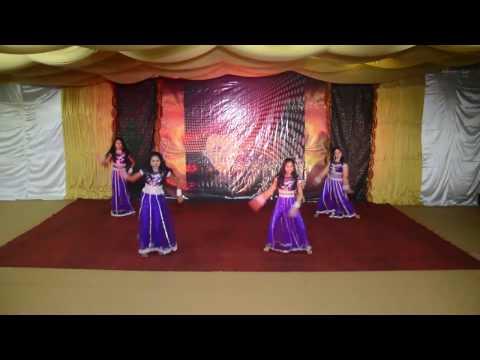 Christmas dance (Laagi Yeshu ki latt)