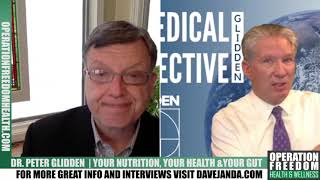 Operation Freedom Health w/ Dr. Glidden - Your Nutrition, Your Health & Your Gut