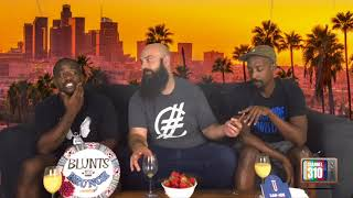 Blunts and Brunch with Arthur Hamilton - Aston Wallace and Ashley Johnson